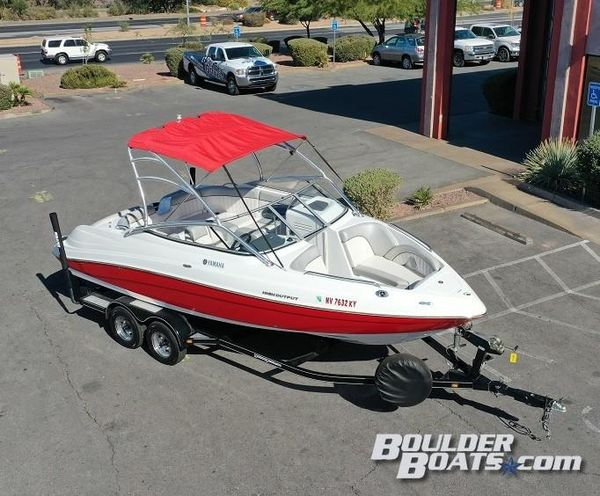 Used Yamaha Boats AR230 HIGH OUTPUTAR230 HIGH OUTPUT Jet Boat For Sale