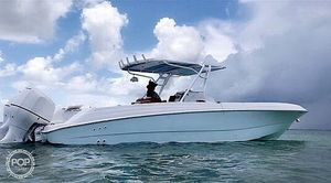 Used Scarab Sport 35 Center Console Fishing Boat For Sale