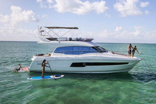 New Prestige 460460 Flybridge Boat For Sale