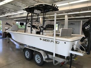 New Sea Pro 248248 Center Console Fishing Boat For Sale