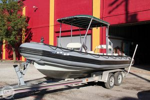 Used Zodiac Hurricane Cruiser Boat For Sale