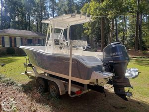 Used Tidewater 216 Adventure Center Console Fishing Boat For Sale