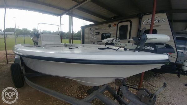 Used Kenner Vision 2103 Center Console Fishing Boat For Sale