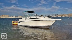 Used Carver 250 Mid-Cabin Express Cruiser Boat For Sale