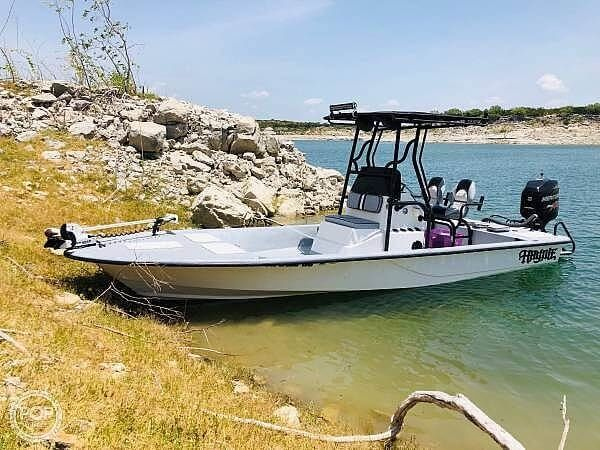 Used Haynie 24 High Output Bay Boat For Sale