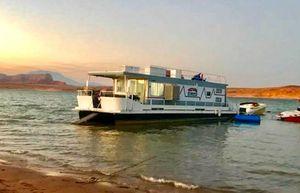 Used Kayot Steel Pontoon HouseboatKayot Steel Pontoon Houseboat House Boat For Sale
