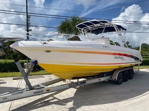 Used Donzi 29 ZF Cuddy29 ZF Cuddy Saltwater Fishing Boat For Sale