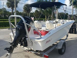 Used Boston Whaler 170 Super Sport170 Super Sport Runabout Boat For Sale