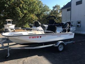 Used Boston Whaler 15' Montauk15' Montauk Center Console Fishing Boat For Sale