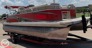 Used Avalon Venture 2080 FNC Pontoon Boat For Sale