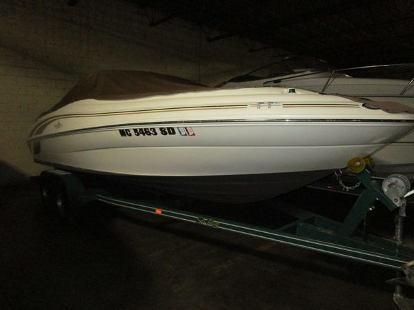 Used Sea Ray 210 Sundeck210 Sundeck Cruiser Boat For Sale