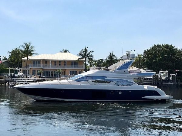 Used Azimut 64 FLY Motor Yacht For Sale