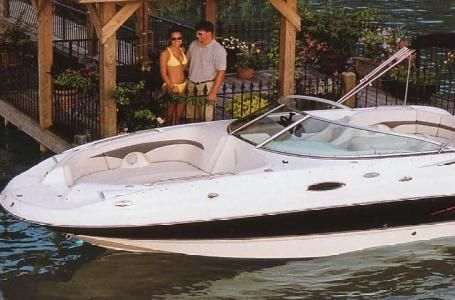 Used Chaparral Sunesta 236Sunesta 236 Deck Boat For Sale