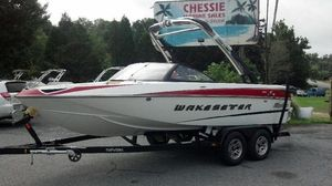 Used Malibu Wakesetter 20 VTXWakesetter 20 VTX Bowrider Boat For Sale