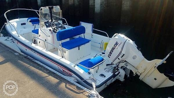 Used Boston Whaler Dauntless 160 Center Console Fishing Boat For Sale