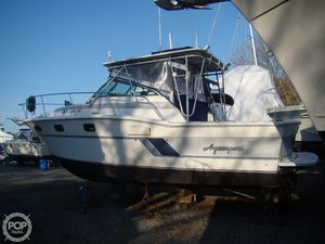 Used Aquasport 290 XF Walkaround Fishing Boat For Sale