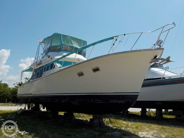 Used Mikelson 42 Sportfish Sports Fishing Boat For Sale