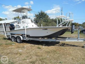 Used Dargel KAT25 250 HDX Power Catamaran Boat For Sale