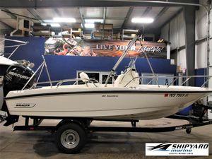 Used Boston Whaler 180 Dauntless180 Dauntless Saltwater Fishing Boat For Sale