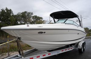 Used Sea Ray SLX 250SLX 250 Bowrider Boat For Sale