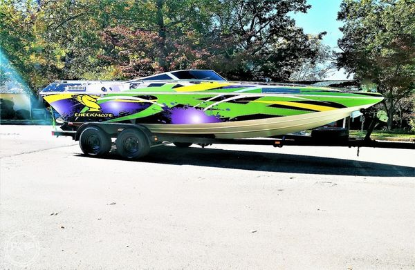 Used Checkmate 219 Persuader High Performance Boat For Sale