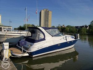 Used Larson 370 Cabrio Express Cruiser Boat For Sale
