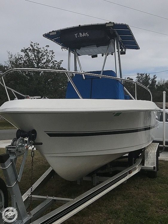 Used Pro-Line 200 Center Console Center Console Fishing Boat For Sale