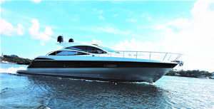 Used Pershing High Performance Cruiser Motor Yacht For Sale