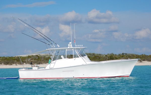 Used Knowles Sport Fisherman Sports Fishing Boat For Sale