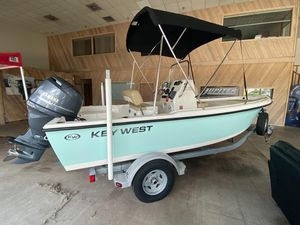 Used Key West 1720 Center Console1720 Center Console Center Console Fishing Boat For Sale