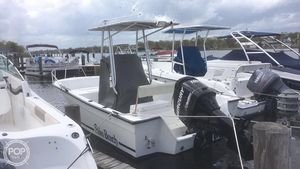Used Palm Beach White Cap 200 Center Console Fishing Boat For Sale