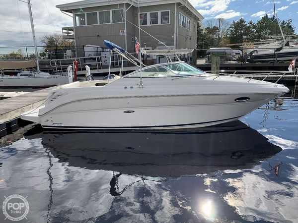 Used Sea Ray Weekender 245 Express Cruiser Boat For Sale