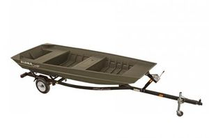 "New Alumacraft 1648 NCS 15"" Jon Boat For Sale"