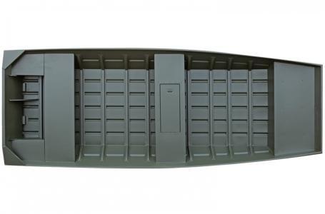 "New Alumacraft 1648 Jon 15"" Jon Boat For Sale"