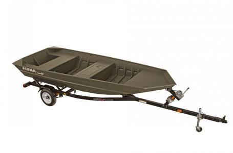 "New Alumacraft MV1448 Jon 15"" Jon Boat For Sale"