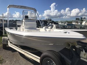 Used Tidewater 1800 Bay Max1800 Bay Max Bay Boat For Sale