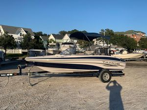 Used Tahoe Q4 LQ4 L Runabout Boat For Sale