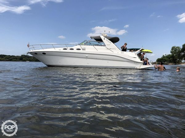 Used Sea Ray 370 Sundancer Express Cruiser Boat For Sale