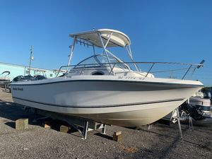 Used Palm Beach 2300 Walkaround2300 Walkaround Fishing Boat For Sale