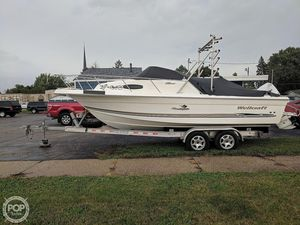 Used Wellcraft Coastal 220 Walkaround Fishing Boat For Sale