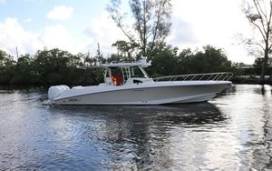 New Boston Whaler 370 Outrage370 Outrage Center Console Fishing Boat For Sale