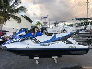 Used Yamaha Waverunner FX HOFX HO Personal Watercraft For Sale
