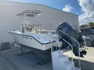 Used Key West 239 FS239 FS Saltwater Fishing Boat For Sale