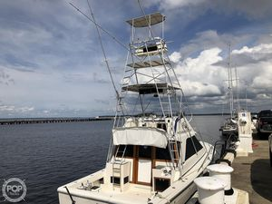 Used Phoenix 38 Convertible Sports Fishing Boat For Sale