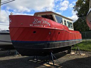 Used Custom 26 Tug-Trawler26 Tug-Trawler Tug Boat For Sale