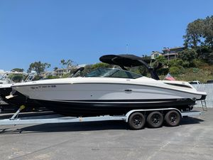 Used Sea Ray 270 SLX270 SLX Bowrider Boat For Sale