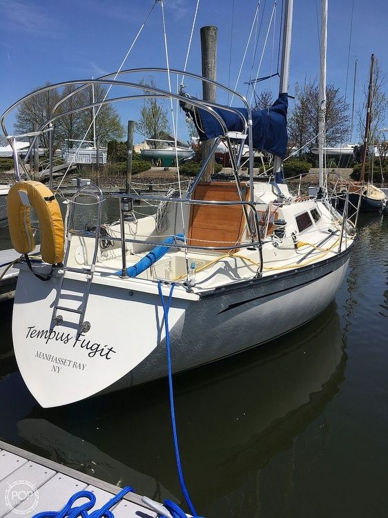 Used Mirage M27 Sloop Sailboat For Sale