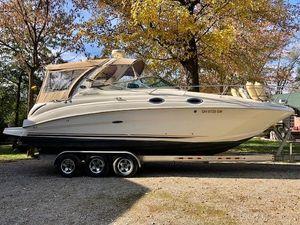 Used Sea Ray 280 Sundancer280 Sundancer Express Cruiser Boat For Sale
