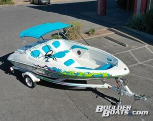Used Sea Ray Sea Rayder F-16Sea Rayder F-16 Jet Boat For Sale