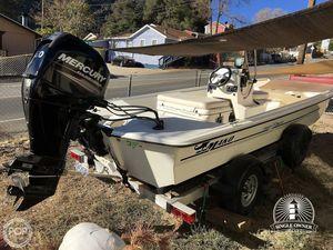 Used Mako Pro 17 Skiff CC Skiff Fishing Boat For Sale